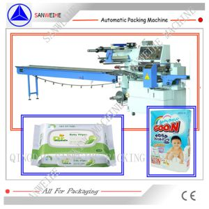 Swa-320 Horizontal Type Automatic Packing Machine pictures & photos