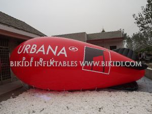 Inflatable Balloon, Inflatable Helium Zeppelin, Inflatable Zeppelin/Helium Blimp/Helium Balloon pictures & photos