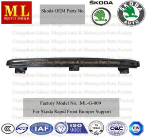 Front Car Bumper for Skoda Rapid From 2012 (5JS807109) (ML-G-009) pictures & photos