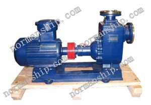 Horizontal Self-Priming Non Clogging Sewage Centrifugal Water Pump pictures & photos