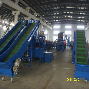 Automatic High Design Plastic Pet Bottle Flakes Washing Recycling Machine pictures & photos