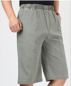 New Arrival Linen Cotton and Linen Casual Short Pants for Men pictures & photos