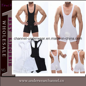 2015 Wholesale Stylish Sexy Men Thong Lingerie Underwear pictures & photos