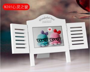 New Style Wooden Photo Frame/Promotional Gifts Photo Frame Wooden Photo Frame Cx-PT20 pictures & photos
