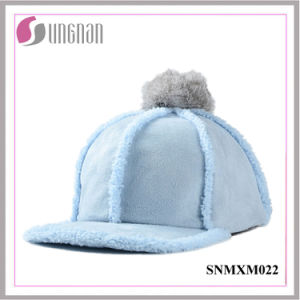 2015 Winter Warm Sweet Girls Hiphop Flat-Brimmed Cap (SNMXM022) pictures & photos