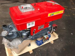 Tractor Engine Water Cooled Single Cylinder Engine pictures & photos