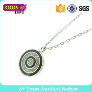 Fashion Jewelry Silver Plating Necklace for Women Girls pictures & photos