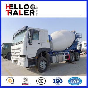 Sinotruk 6X4 Rhd 6m3 Mixer Truck (10 m3) pictures & photos