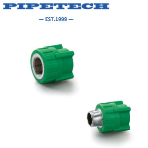 Hot and Cold Water PPR Pipes and Fittings pictures & photos