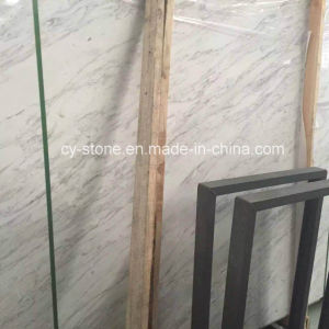 Volakas White Marble Tile for Floor/Wall/Countertop/Mosaic Tiles pictures & photos
