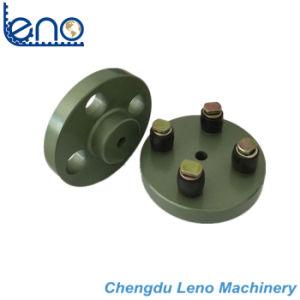FCL100 Flange Flexible Cast Iron Shaft Coupling