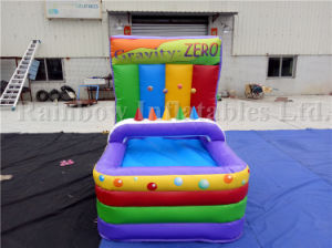 Funny Inflatable Potato Games, Inflatable Floating Ball Game, Mini Sport Games pictures & photos
