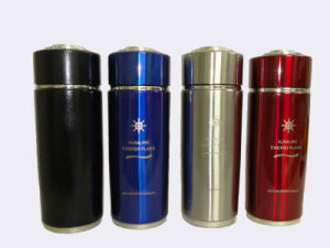 2016 Stainless Steel Alkaline Vacuum Flask with Filter Nano Energy Cup pictures & photos