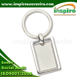 Rectangle Spinner Key Chain for Promotional Gifts (K502) pictures & photos