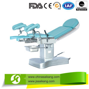 Manual Hydraulic Operating Table (CE/FDA/ISO) pictures & photos