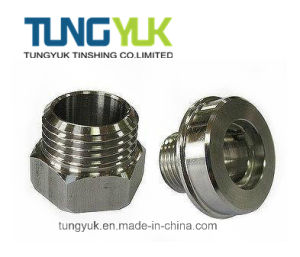 Customized Precision Screws Made of Alloy Steel Machining pictures & photos