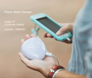 Wholesales 3000mAh Portable Mobile Power Bank for iPhone & Android