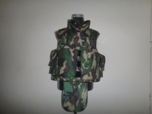 Nij Iiia Aramid Bulletproof Vest for Military pictures & photos