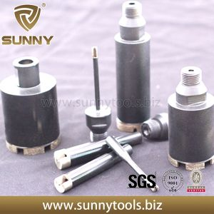 Factory Direct Supply Diamond Hole Saw Bits pictures & photos