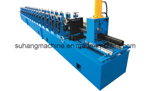 Sliding Door Rail Roll Forming Machine pictures & photos