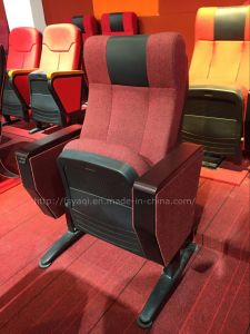 School Furniture Auditorium Chair with Movable Legs, Auditorium Seat, Cheap Auditorium Chair, Auditorium Seating (YA-09A) pictures & photos