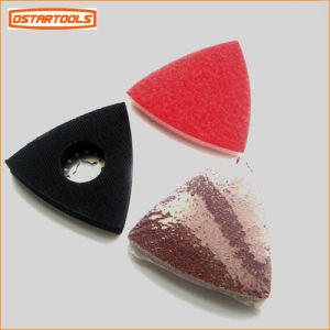Multi Function Power Tool Blade Saw Triangular Sanding Pad pictures & photos