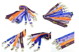 2016 Wholesale Cheap Custom Medal Lanyard pictures & photos