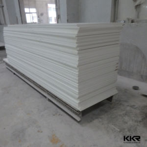 Veining Pure Acrylic Marble Like Pattern Solid Surface pictures & photos