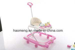 Baby Trolley Walker Rotating Baby Walker with Record pictures & photos