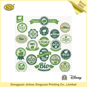 Die Cut Customized Sticker, Label (JHXY-SH0066)