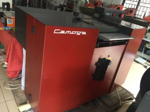 Rebuilt Italy Camoga Band Knife Splitting Machine (C420R) pictures & photos