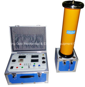 Zgf DC High Voltage Generator, High Voltage Tester pictures & photos