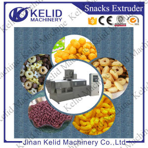 Extruded Food Pellet Making Machine pictures & photos
