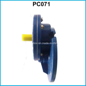 Prestage Helical Geared Units PC Helical Gearbox Coupling Electric Motor pictures & photos