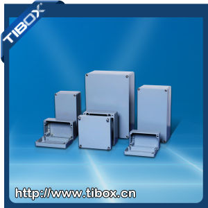 High Quality, Waterproof Aluminum Enclosure LV IP66 Tibox pictures & photos