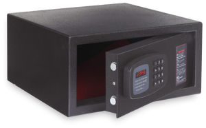 Cheap Electronic Cipher Safe Box with Mechanical Key pictures & photos