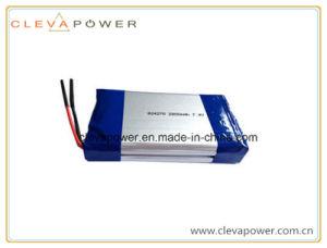 Li-Polymer Rechargeable Battery for Power Bank 7.4V 2000mAh
