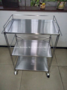 Metal Trolley for Hotel (HS-045) pictures & photos