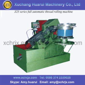 High Speed Z25 Series Full Automatic Thread Rolling Machine Price Low pictures & photos