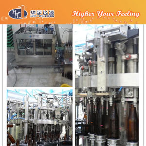 Glass Bottle Non Alcoholic Bottling Machine pictures & photos