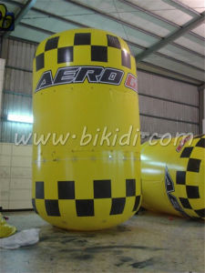 Advertising PVC Air Sealed Inflatable Water Buoys Water Tubes for Water Park D3051 pictures & photos