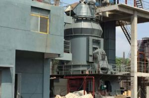 Slag Grinding with Vertical Roller Mill in China pictures & photos