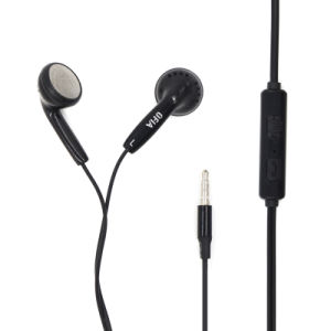 Cheap 3.5mm Line Control Headphone for Phone