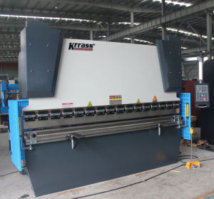 Siemens Motor Wc67 CNC Hydraulic Press Brake pictures & photos