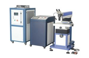 Stainless Steel Auto Parts/Mould Laser Spot Welding Machine for Sale From Shenzhen Supplier pictures & photos