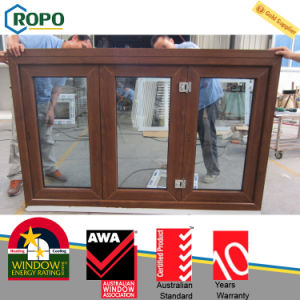 Energy Efficient Window, UPVC Folding Windows pictures & photos