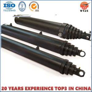 Hydraulic Cylinder for Truck Machinery and Vehicle pictures & photos