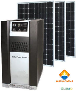 500W off Grid Solar Power Energy System for Home pictures & photos