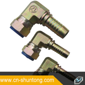 Hydraulic Compact Fitting Jic Female 74deg Cone