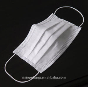 Wholesale Disposable Surgical Non Woven Face Mask pictures & photos